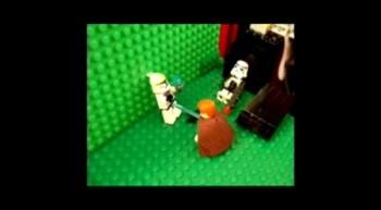 Lego Star Wars - A Jedi Under Attack