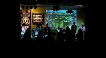 Everlasting God - Lincoln Brewster cover 1-29-12