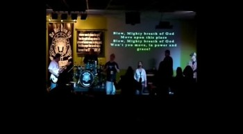 Mighty Breath of God - Jesus Culture cover 1-29-12