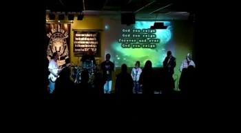God You Reign - Lincoln Brewster cover 1-29-12