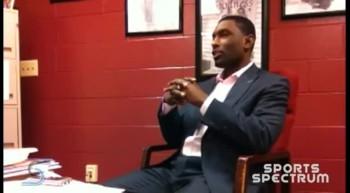 """Sports Spectrum Presents - """"Conversations"""" with Freddie Scott"""