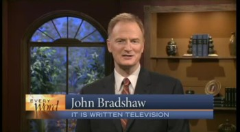 """Sanctification"" (Every Word with John Bradshaw)"