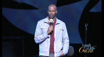 Laugh for Life Gala 2011 - Michael Jr. - Amen