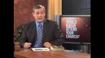 Would Jesus Attend Your Church?