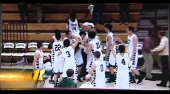 Autistic Teen Scores on Senior Night