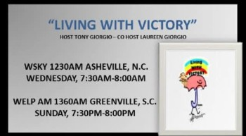 Living With Victory - Prayer and Perseverance