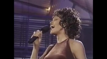 Whitney Houston's Most Powerful Gospel Medley Performance (With Cece Winans)
