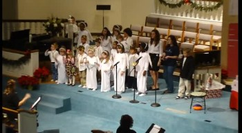2011 KIDS ROCK Christmas Play