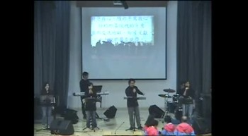 Kei To Mongkok Church Sunday Service 2012.01.29 Part 3/4