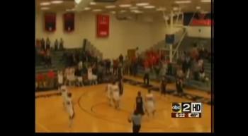 Stroke Victim Scores in Basketball Game