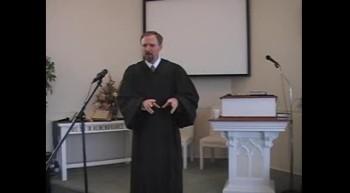 First Presbyterian Church of Perkasie, PA, 2/19/2012. R Scott MacLaren, Pastor