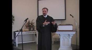 """The Spiritual Life,"" R Scott MacLaren, First OPC Perkasie 2/19/2012"
