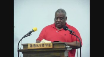 THE POWER OF WORDS PART 1 Pastor James Anderson Feb 7 2012a