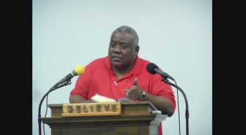 THE POWER OF WORDS PART 1 Pastor James Anderson Feb 7 2012c