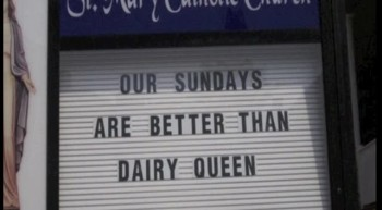 More Funny Church Signs!