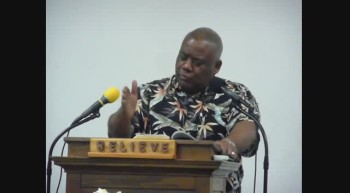 THE POWER OF WORDS PART 2 Pastor James Anderson Feb 14 2012d