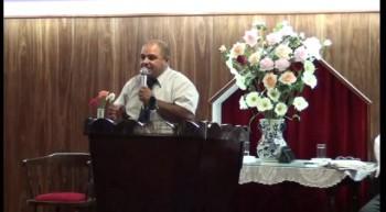 Siguiendo las pisadas de Jesus. Hno. Javier Almiron. 18-02-2012