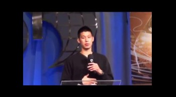 Jeremy Lin Shares His Testimony