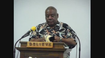 THE POWER OF WORDS PART 2 Pastor James Anderson Feb 14 2012c
