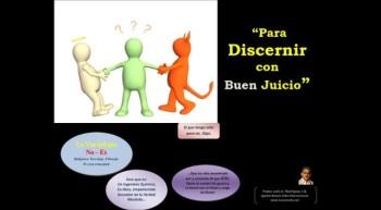 Para Discernir con Buen Juicio. Pastor Julio Rodriguez, Iglesia Nueva Vida, La voz del que no es