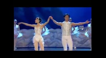 INCREDIBLE Swan Lake Dance - Like you have never seen before!