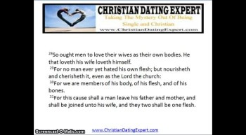 Dating In Christianity Must Remain Godly