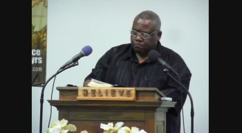 Pastor James Anderson WALKING IN THE SPIRIT PART 5 August 23 2011b