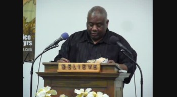 Pastor James Anderson WALKING IN THE SPIRIT PART 5 August 23 2011a