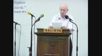Sept4 2011 CALL TO ACTION MISSIONS CONFERENCE AND 9TH ANNIVERSARY Papa Dick Morgans Message