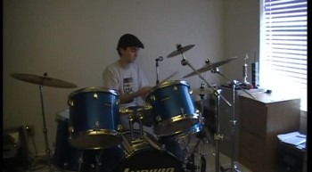 Take me in by Kutless drum cover
