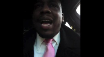 Pt. 3 Christian Rap - Freestyle In Car With Pastor Isaac Williams