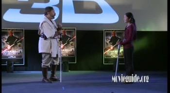 STAR WARS: THE PHANTOM MENACE 3D - Obi-Shawn interview