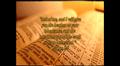 Revelation of Christ - God is Not Willing