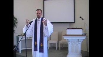 "Sermon: ""My Only Boast,"" Gal. 6:11ff, Rev. R. Scott MacLaren, First OPC Perkasie PA"