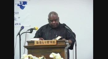 THE POWER OF WORDS PART 3 Pastor James Anderson Feb 21 2012c