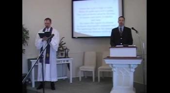 "Hymn: ""Exalt the Lord, His Praise Proclaim"" First Presbyterian Church, Perkasie, PA"