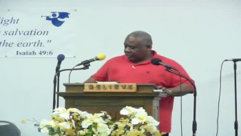 LIVING VICTORIOUSLY OVER FEAR PART 1 Pastor James Anderson Feb 28 2012f