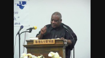 THE POWER OF WORDS PART 3 Pastor James Anderson Feb 21 2012b