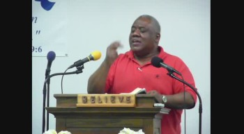 LIVING VICTORIOUSLY OVER FEAR PART 1 Pastor James Anderson Feb 28 2012e