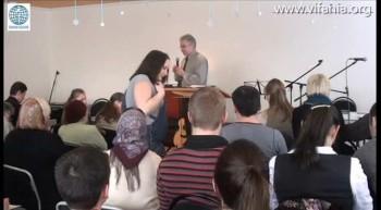 Занин А.Н ''Бог любит Израиль'' 19 фев 2012