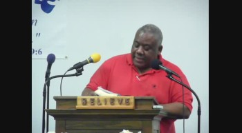 LIVING VICTORIOUSLY OVER FEAR PART 1 Pastor James Anderson Feb 28 2012c