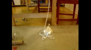 Check out Audri's Rube Goldberg Monster Trap