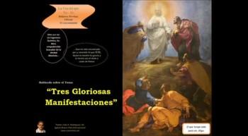 Tres Gloriosas Manifestaciones. Pastor Julio Rodríguez, Iglesia Nueva Vida, La voz del que no es