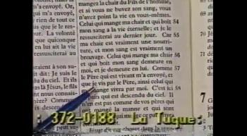 Fernand Saint-Louis - Comment peut-Il nous donner sa chair à manger ? - Jean 6:49-70