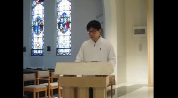 A.Lee - Doctrinal Preaching (Eucharist)