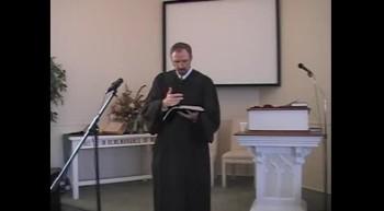 First Presbyterian Church Service, 3/11/2012 R. Scott MacLaren Pastor
