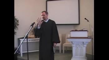 """Treading on the Mountains,"" Rev. R. Scott MacLaren, 3/11/2012"