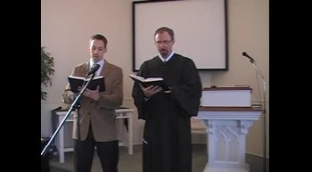 """Hymn: """"My Faith Looks Up to Thee,"""" Waggoner and MacLaren, 3/11/2012."""