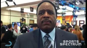 Sports Spectrum Presents - Conversations with James Brown