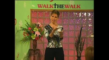 Walk the Walk with Ramona Wink-Don't Put People on Pedestals!-3-14-12